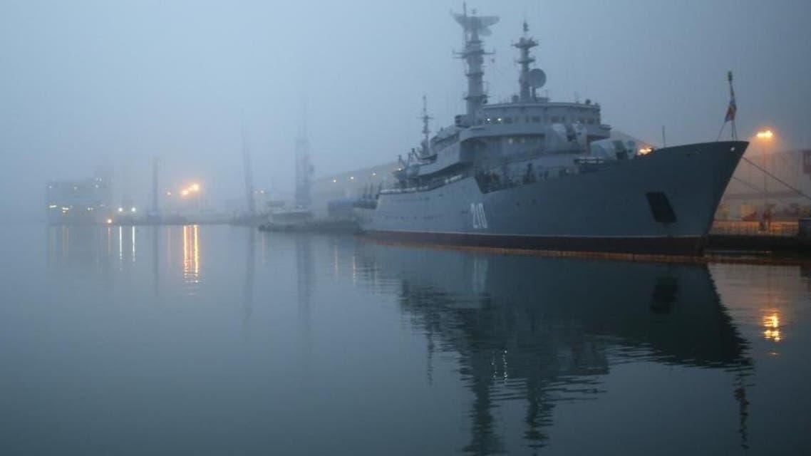 سفن تابعة للبحرية الروسية