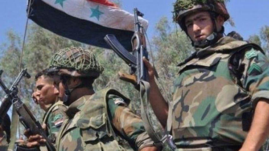 ميليشيا الدفاع الوطني سوريا