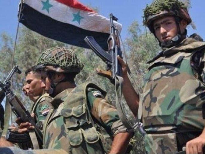 النظام يعتقل مسلحين من الحرس الثوري بسبب سرقة