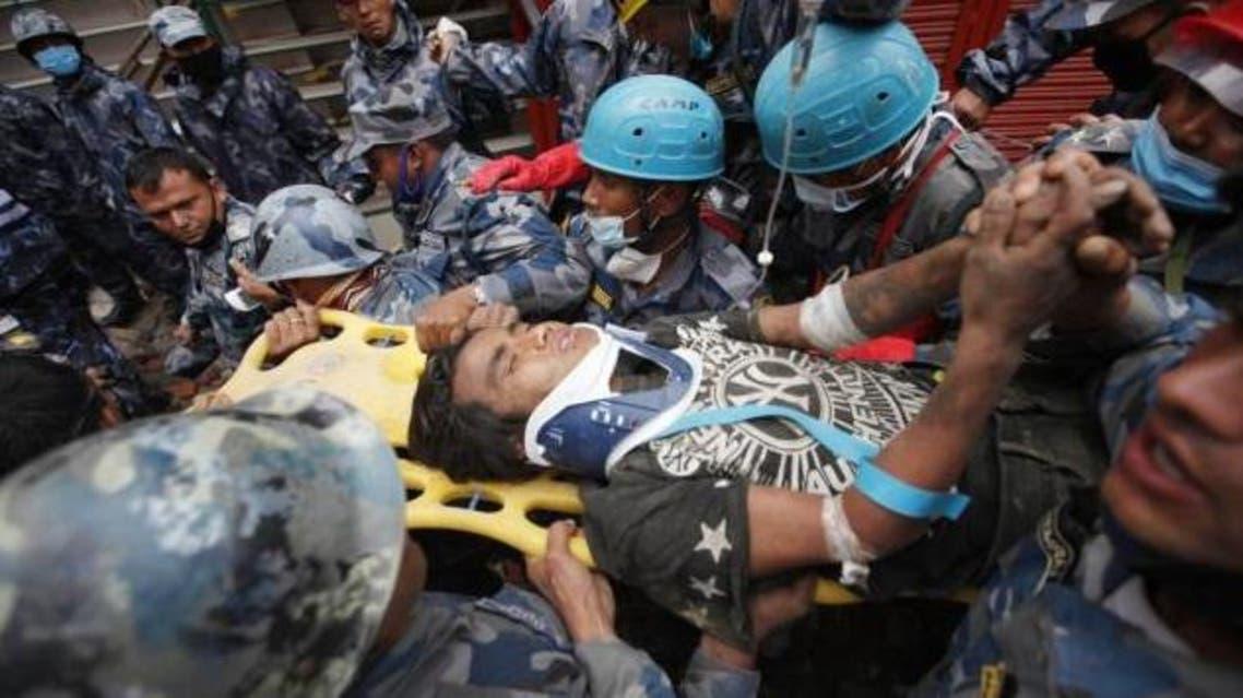 Nepal - AFP