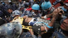 Teenager rescued from rubble 5 days after Nepal quake