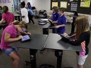وقوف الطلاب أثناء الشرح يرفع مستوى تحصيلهم الدراسي