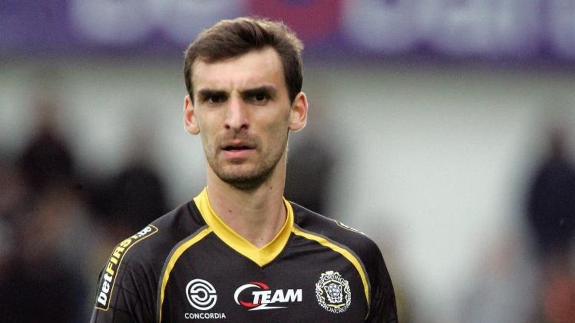 Lokeren says defender Gregory Mertens died on Thursday, three days after he suffered heart failure during a training match.