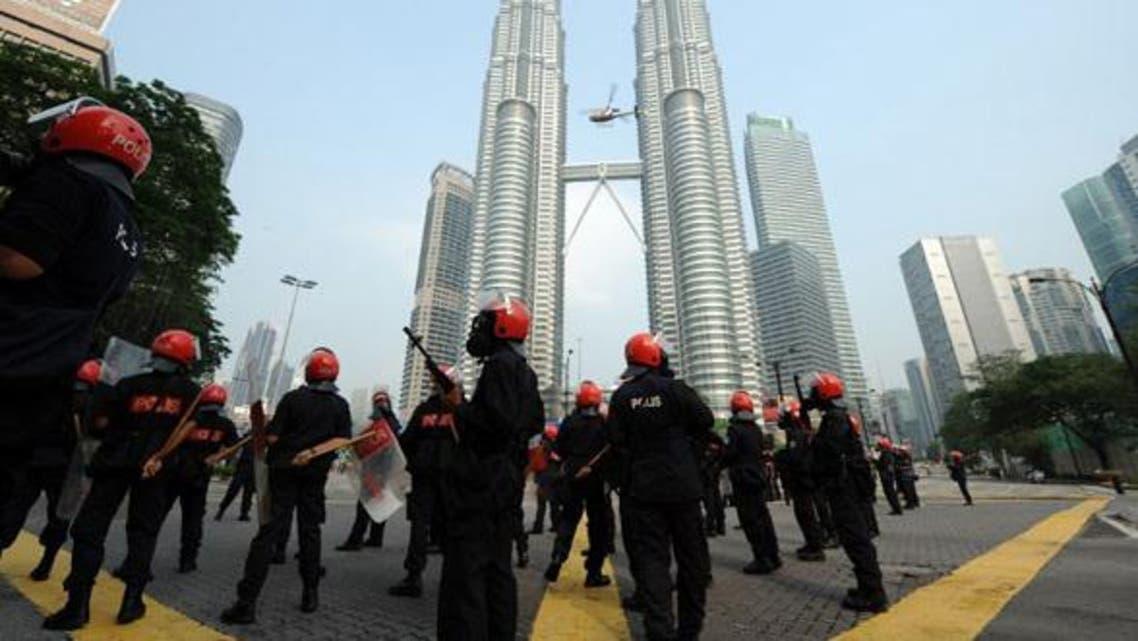 امن ماليزيا