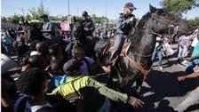 القدس.. أفارقة إسرائيل يتظاهرون ضد عنصرية الشرطة