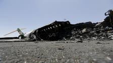 Iran protests Saudi interception of Yemen-bound plane