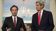 Syria rebels urge U.S. to create 'safe havens'