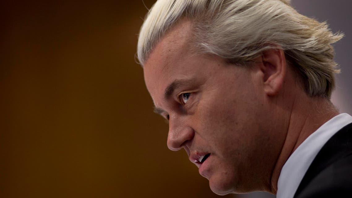 Geert Wilders dutch politician AP islamophobia immigration