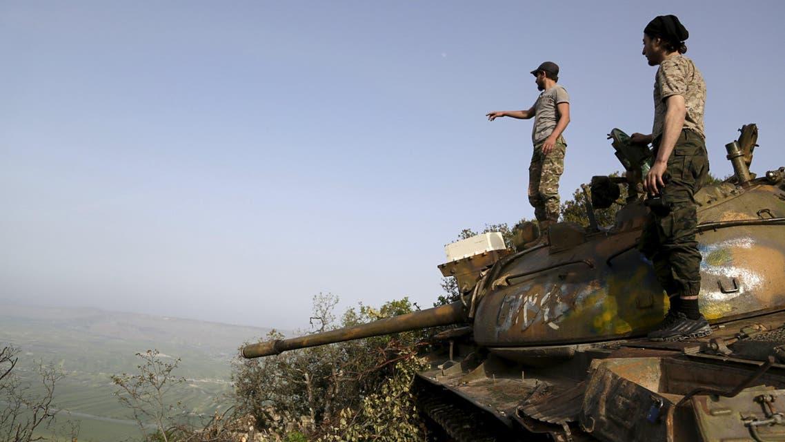 سوريا معارضة لاذقية