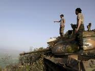 المعارضة تضيق الخناق على قوات الأسد في #اللاذقية
