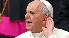 أقفل الخط مرتين بوجه البابا.. وأتى يعتذر في الفاتيكان