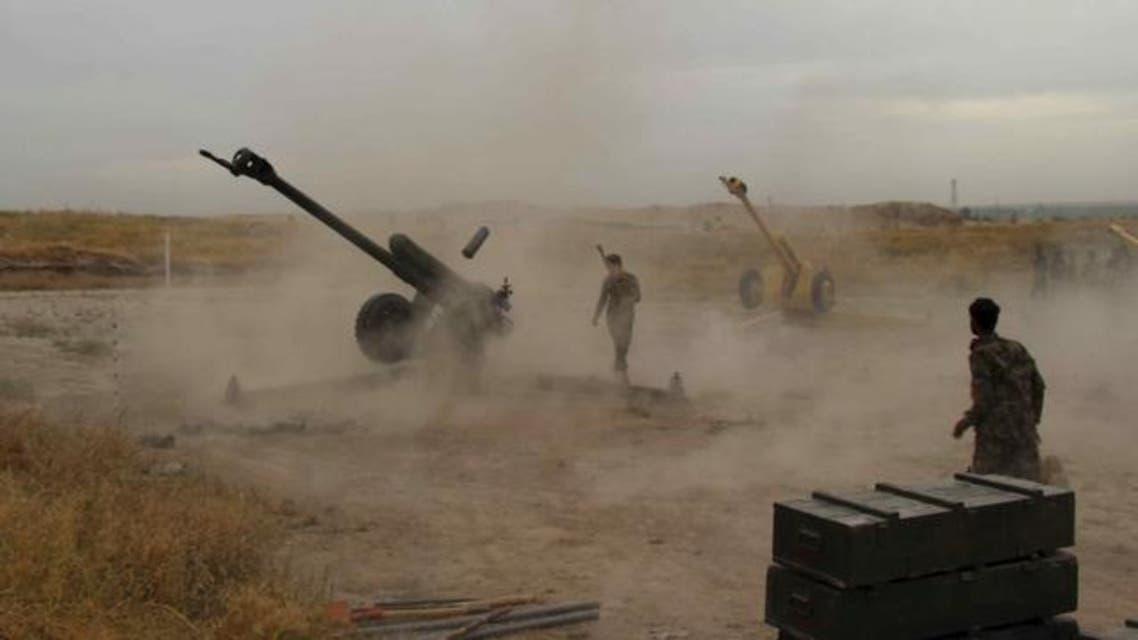 اشتباكات الجيش الأفغاني وطالبان في قندوز، أفغانستان