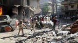 اشتباكات بين المعارضة وقوات النظام السوري في المدينة القديمة بحلب
