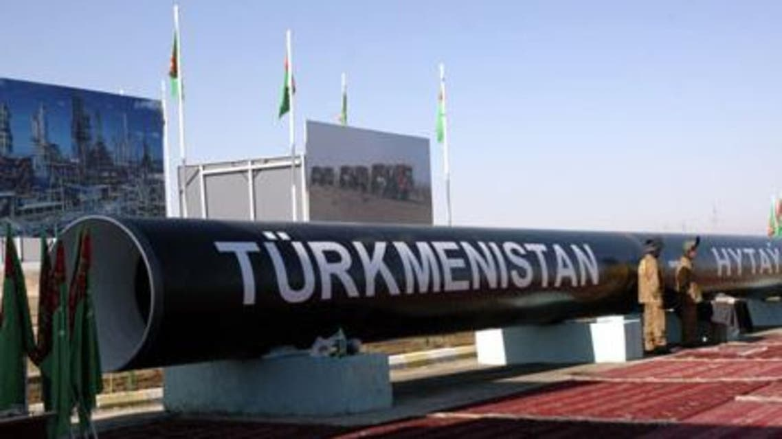 Currently it is planned that the Trans-Caspian pipeline would transport up to 30 billion cubic meters (bcm) of gas per year to the EU. (File photo courtesy: www.neweuropeinvestor.com)