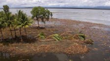 Quake occurs in Papua New Guinea, local tsunami possible
