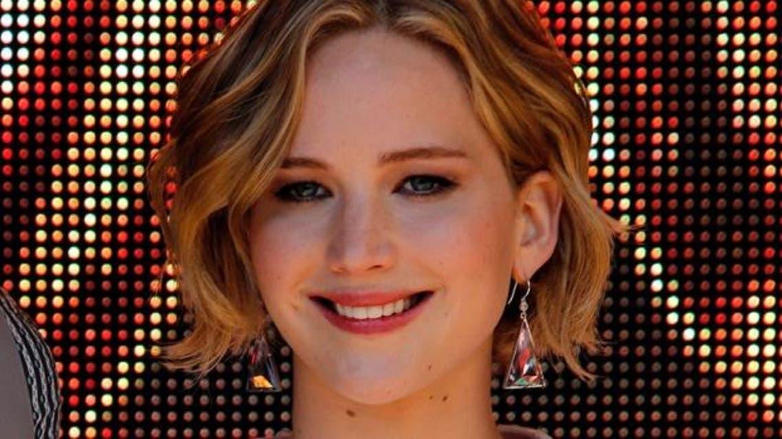 American Oscar winner Jennifer Lawrence. (Reuters)