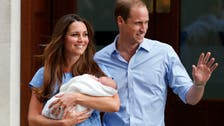 Duchess of Cambridge Kate Middleton gives birth to third child