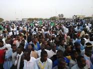 مشاركة كبيرة بمسيرة حقوق المسترقين سابقاً في موريتانيا