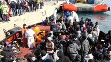 France, Italy save hundreds off Libya coast