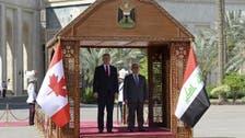 Canada's PM visits Iraq, pledges $139 million in aid