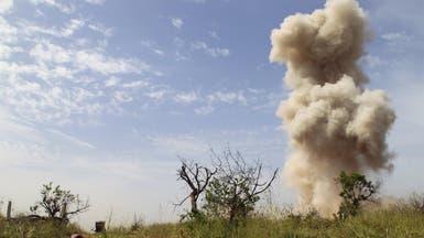 40 حالة اختناق إثر هجوم بغاز الكلور في إدلب