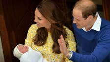 It's a girl! Kate gives birth to new royal baby