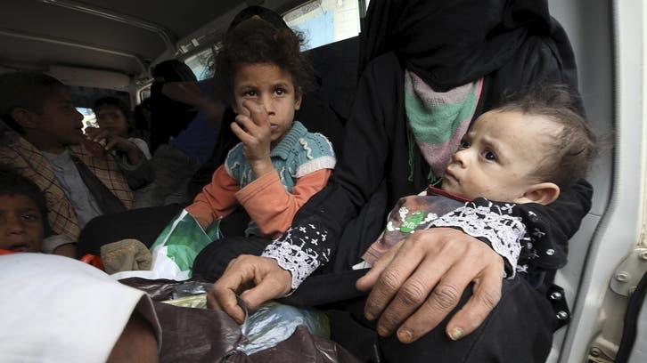 شاهد موجة نزوح جماعيبالحديدة جراء انتهاكات الحوثي