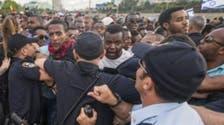 اسرائیلی پولیس گردی، ایتھوپیئن یہودی سراپا احتجاج
