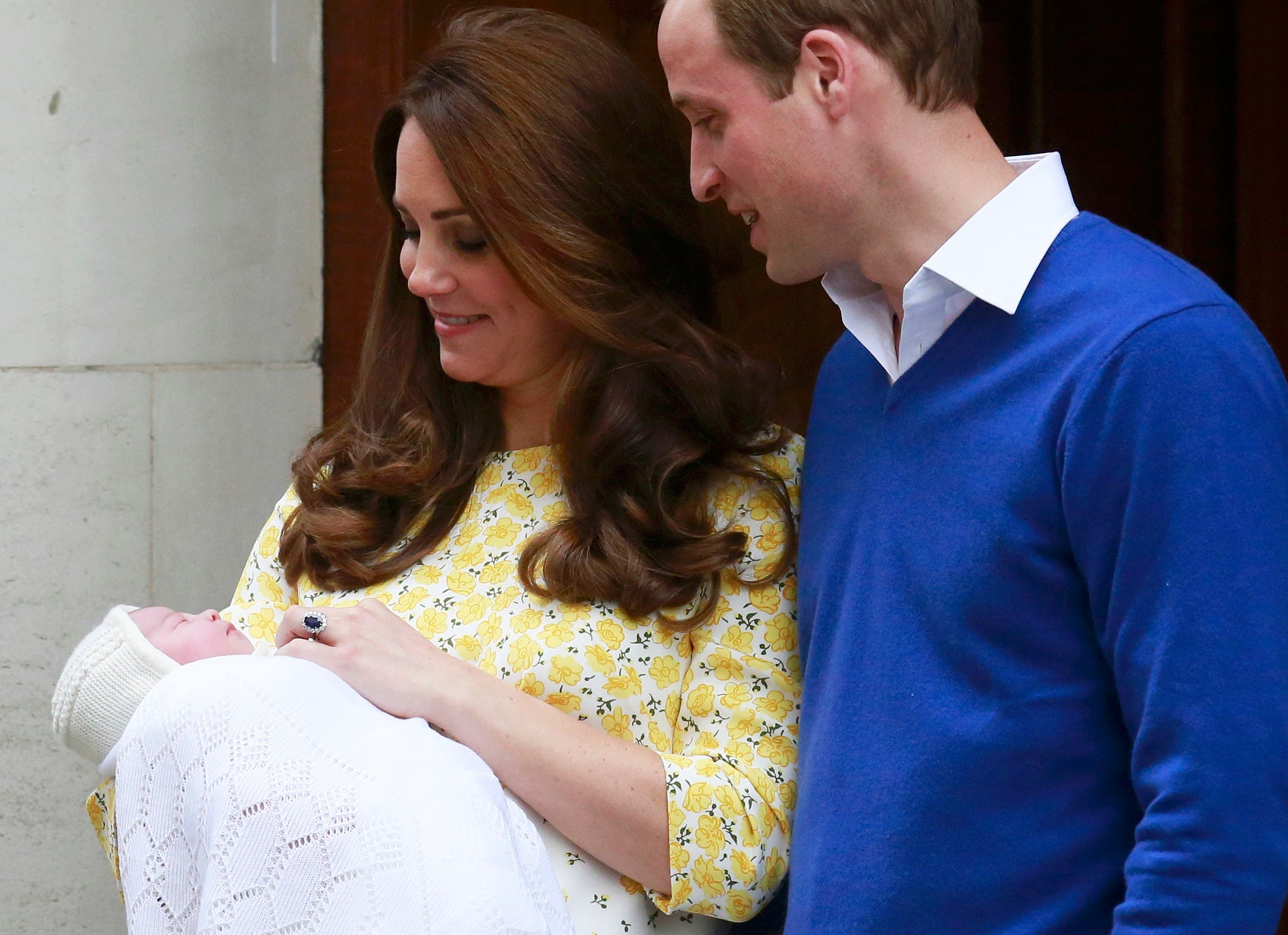 kate middleton prince william baby reuters