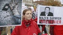 UNESCO awards press freedom prize to jailed Syria activist