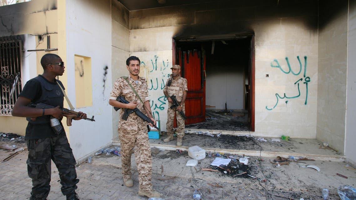 Benghazi US Consulate