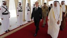 قطر وفرنسا توقعان عقد بيع 24 مقاتلة رافال للدوحة