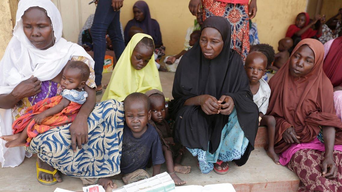 Boko Haram rescued AP