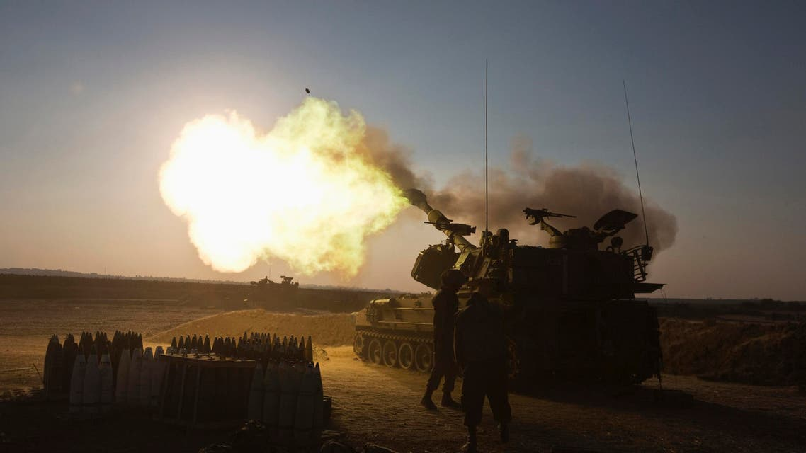 gaza israeli soldier AP