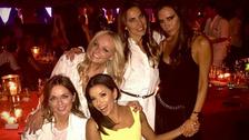 Spice Girls reunited for David Beckham's birthday bash in Marrakech