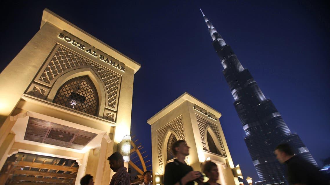 Dubai tourism (AP)