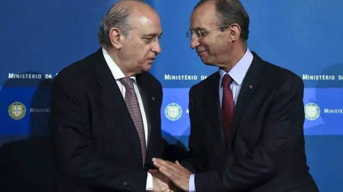 وزيرا داخلية المغرب وإسبانيا