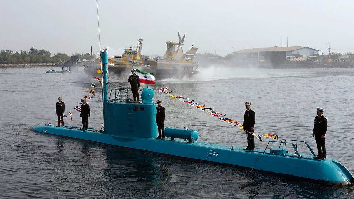 البحرية الإيرانية تتحدى التحالف العربي في اليمن