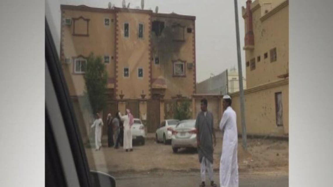 THUMBNAIL_ صور من اثار القصف على نجران