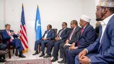 كيري: أميركا تعيد تأسيس بعثة دبلوماسية بالصومال