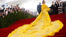 What they wore: Rihanna shuts down Met Gala in regal yellow