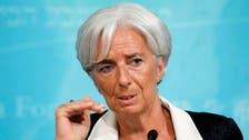 'Precarious' global rebound expected in late 2019: IMF's Lagarde