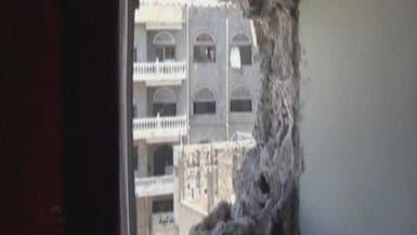 قصف ميليشيات صالح والحوثي يفاقم أزمة اليمنيين الإنسانية