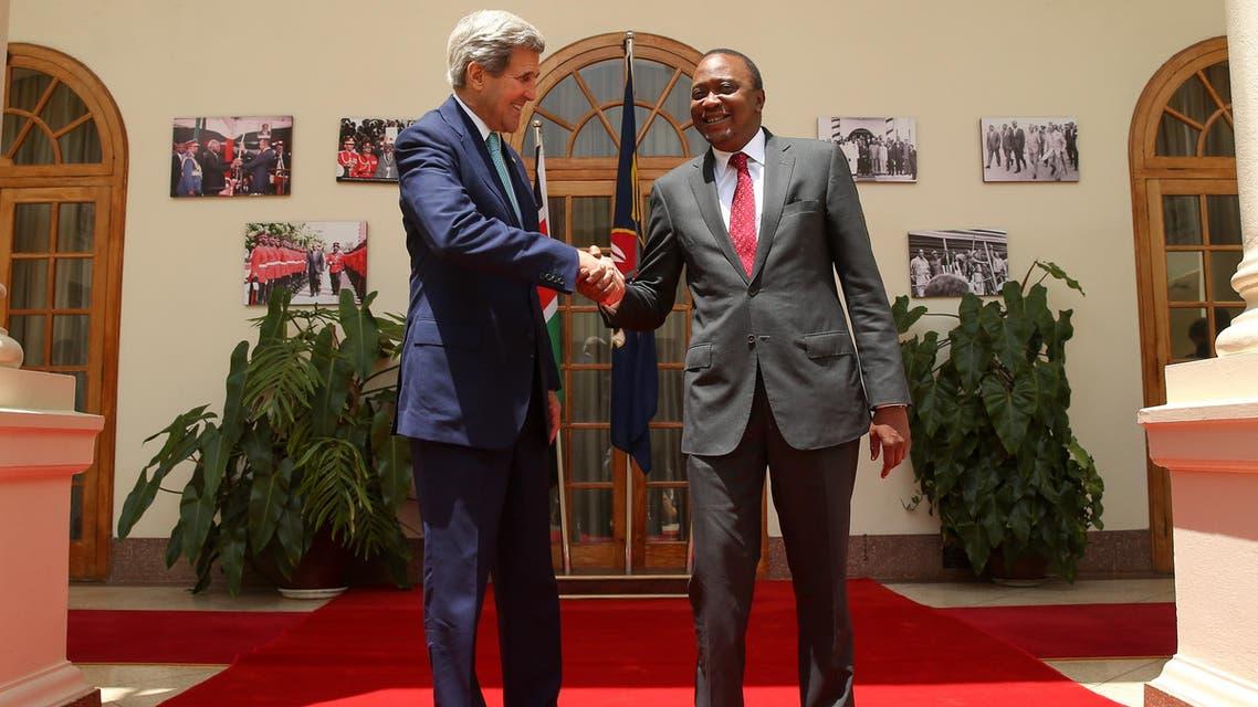 Kerry Somalia AP