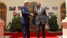 امریکی وزیرخارجہ کا پہلا دورۂ صومالیہ