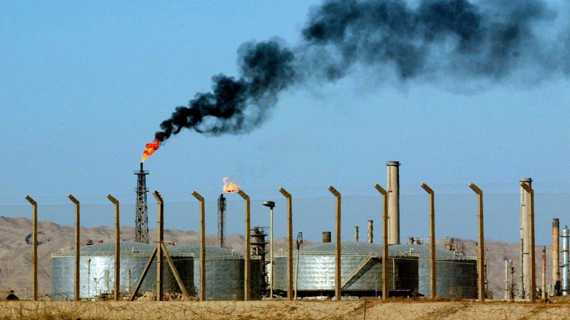 beiji refinery AP