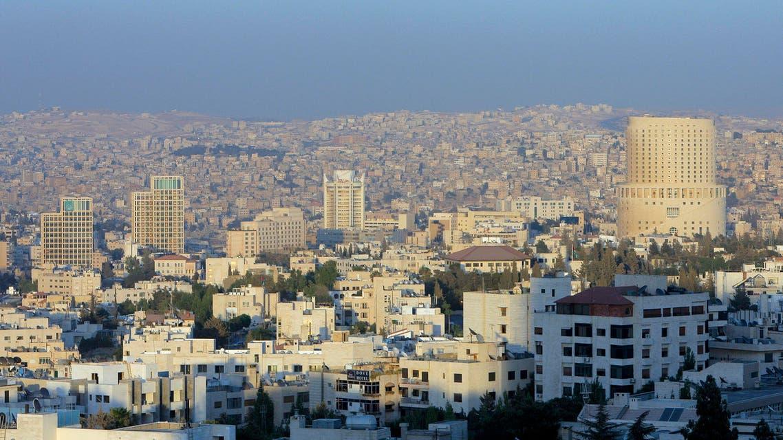 Amman AP