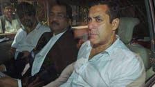 السجن 5 سنوات لنجم بوليوود سلمان خان في حادث قتل