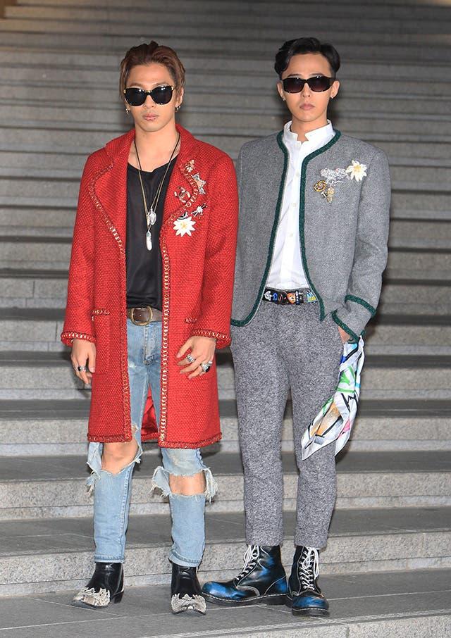 Taeyang & G-Dragon