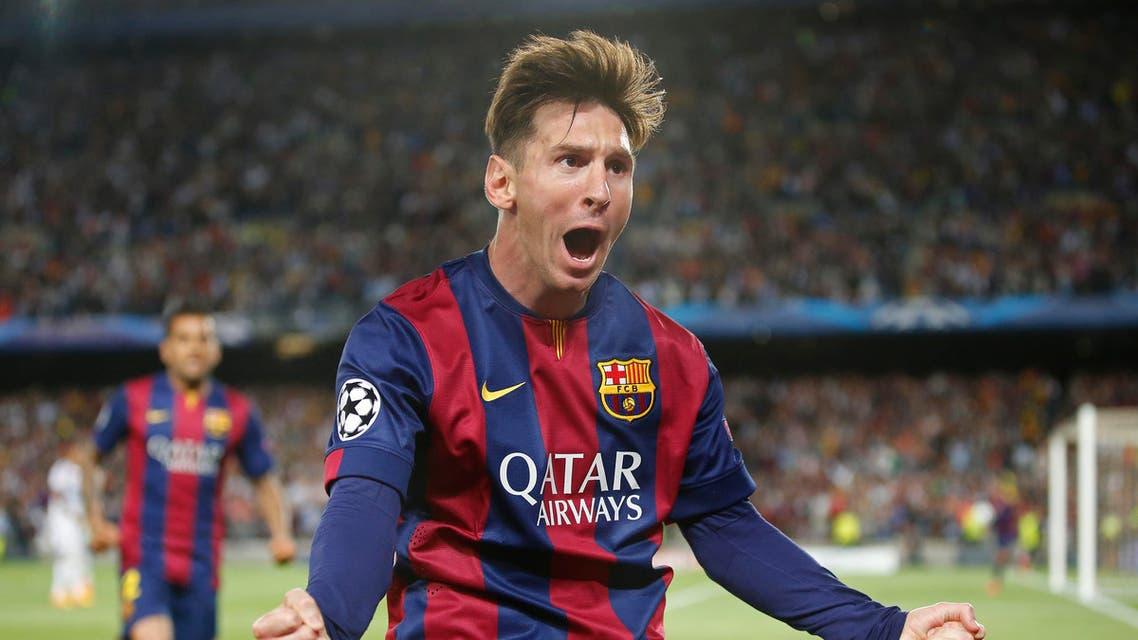 Messi REUTERS